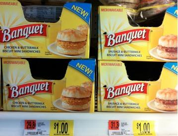new banquet breakfast sandwich printable coupon walmart deal