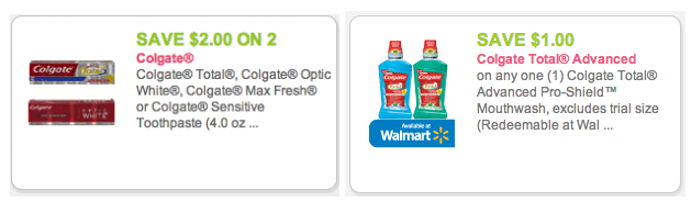 colgate coupons