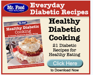 everyday FREE Healthy Diabetic Cooking: 21 Diabetic Recipes for Healthy Eating