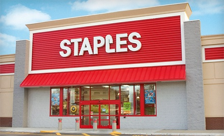 Hot!  $40 Staples eGift Card for $25