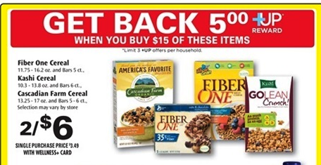 kashi ra New Kashi Printable Coupon + Rite Aid and Target Gift Card Deals