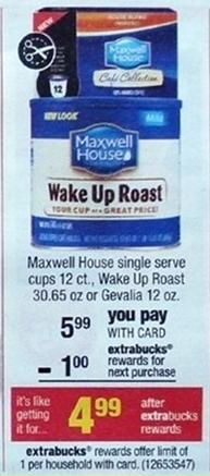 maxwell cvs