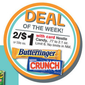 nestle crunch New Nestle Crunch Printable Coupons = Free at Walgreens