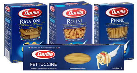NEW Barilla Pasta coupon: $0.25 at Shaw's