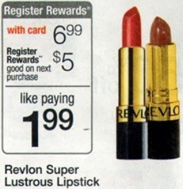 revlon Possibly Better Than FREE Revlon Lip Gloss at Walgreens