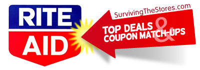 rite aid weekly deals coupon match ups 63013 7613 Rite Aid Weekly Deals & Coupon Match ups 6/30/13 – 7/6/13