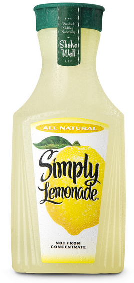 simply lemonade coupon walmart rollback deal Walgreens: Simply Lemonade 59oz only 74 Cents