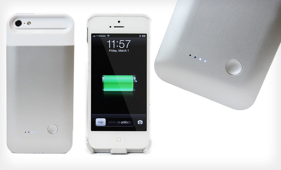 Mota Battery-Extension Case for iPhone, groupon coupon deal