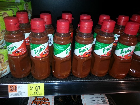 tajin TAJIN Seasoning Printable Coupon + Walmart Deal