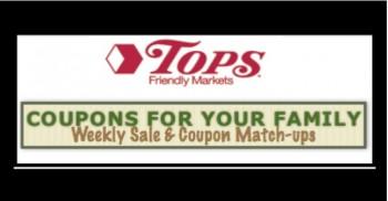 tops coupon matchups 630 76 free v05 25 barilla pasta 50 coffemate creamer 99 bison dip more Tops Coupon Matchups 6/30 7/6: Free V05, $.25 Barilla Pasta, $.50 Coffemate creamer, $.99 Bison Dip & more