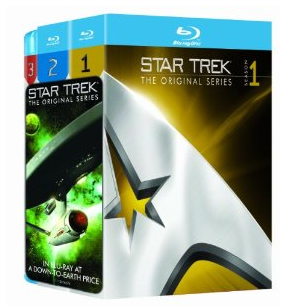 trek Star Trek: The Complete Original Series for $88.99 (down from $179.98)