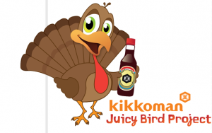 Kikkoman 300x188 Sweepstakes Roundup: Kikkoman Juicy Bird Project, Hersheys Summer Gas Instant Win Game + More