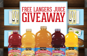 Sweepstakes Roundup: Langers Juice Giveaway, Suave Beauty Smurf Sweepstakes + More