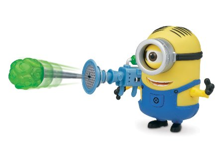 Screen Shot 2013 07 10 at 3.18.49 PM Despicable Me 2 Deluxe Action Figures for as low as $14.99