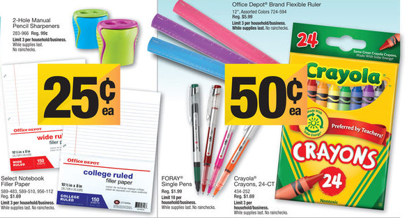 Screen Shot 2013 07 12 at 9.15.49 PM Office Depot Deals for 7/14 7/20