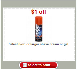edge Edge and Skintimate Shave Gel Target Deals (Pay as low as 35¢)