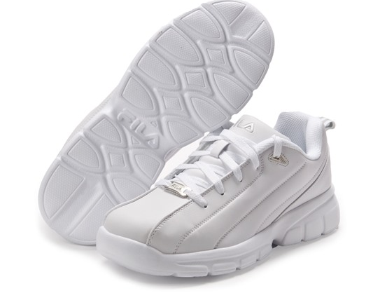 fila men Fila Mens Leverage Athletic Shoes $24.99 Shipped