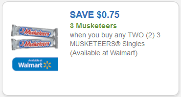 musketeer coupon