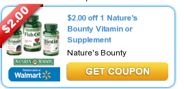 nature CVS: FREE Nature Bounty Vitamins Plus Disney Gummies Deal Starting 7/28