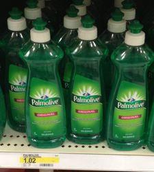 palmolive target free