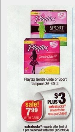 playtex cvs