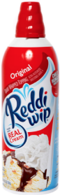 reddi whip bottle