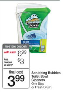 scrubbing bubbles wags