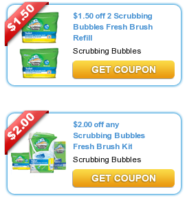 scrubbing coupons