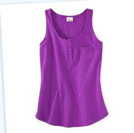target shirt Mossimo Junior Scoop Neck Tank for $7 Shipped (Get Tanks, Shirts, Skirts, Tops and More)