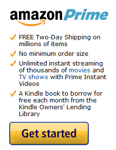 amazon FREE 30 Day Trial Of Amazon Prime Membership | FREE 2 Day Shipping, Live Streaming and More!