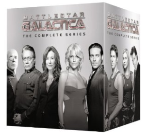 Battlestar Galactica The Complete Series on Blu-ray Or DVD (as low as $75 Shipped)