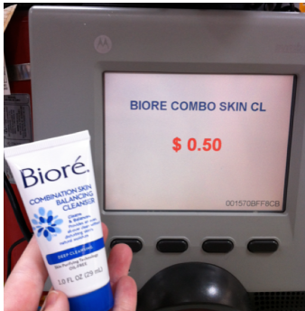 biore High Value Biore Coupon = Better Than FREE at Walmart