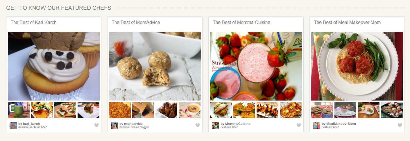 cook1 Cookmore: Sign Up for Recipes, Plan Meals and Prizes