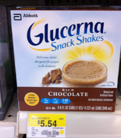Glucerna shake coupons