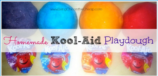 koolaid playdough pic Kool Aid Catalina Offer = $0.11 Kroger Deal (No Coupons Required) Plus Fun Playdough Recipe