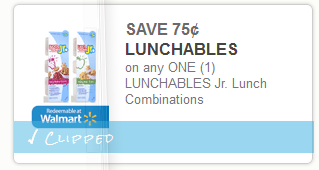lunchables Jr Coupon