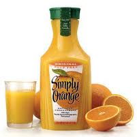 NEW Simply Orange Juice coupon: $0.38 at Stop & Shop