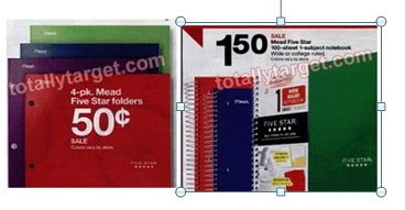image about School Supplies Coupons Printable known as 5 Star Merchandise Printable Coupon + Potential Concentration Package