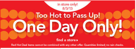 ToysRus Red Hot ONE DAY ONLY Sale = $5 Disney Princess, $9 LEGO, $10 Nerf and More!