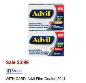 advil cvs CVS: Freebies, Cheapies and Moneymaker Deals