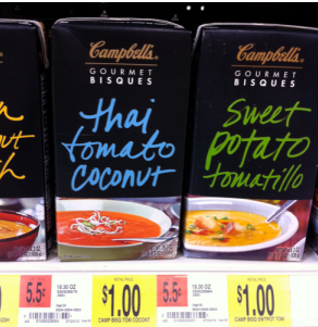campbell walmart New Campbells Gourmet Bisque Printable Coupons + Walmart Deal (As low as FREE)