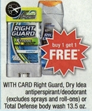 dry idea cvs Dry Idea Deodorant Printable Coupon + Walmart and Upcoming CVS Deals