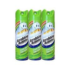 Scrubbing Bubbles Bathroom Cleaner Only $1 at Walgreens!