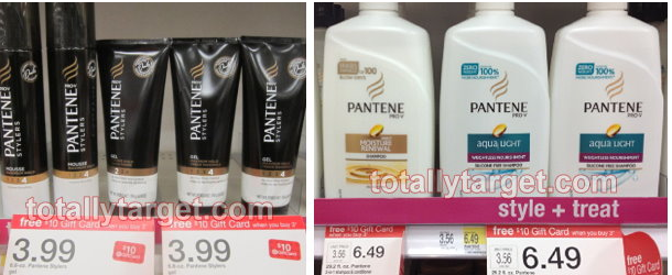 Possibly Better Than FREE Pantene Products at Target