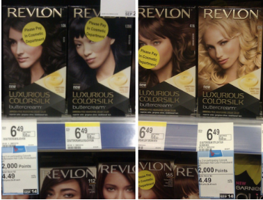 revlon buttercream wags Revlon Buttercream Hair Color Just 49¢ at Walgreens