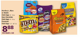 rite aid Mars Halloween Variety Bag Coupon + Rite Aid, Walmart and Upcoming CVS Deals