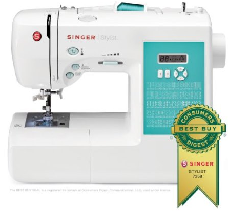 Singer Award Winning 100-Stitch Computerized Free-Arm Sewing Machine $129.99 Shipped (Today Only)