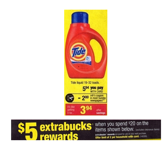 tide cvs use CVS: Freebies, Cheapies and Moneymaker Deals