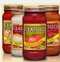 1 003 classico pasta sauces new link $1.00/3 Classico Pasta Sauces ~ New Link!