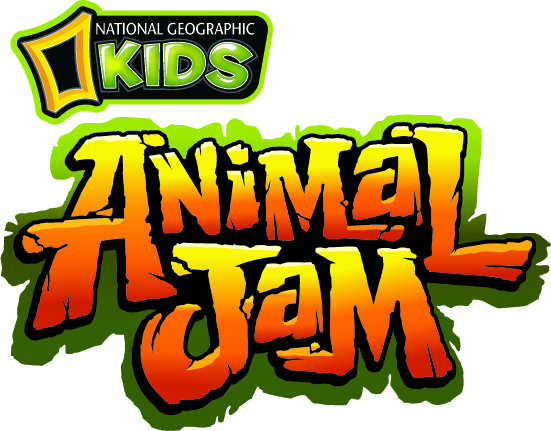 AJ Logo Play Animal Jam, a Free Online Kids Game From National Geographic Kids